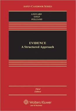 Evidence: A Structured Approach, Third Edition