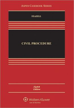 Civil Procedure, Eighth Edition