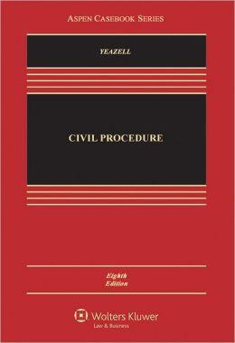 Civil Procedure, Eighth Edition