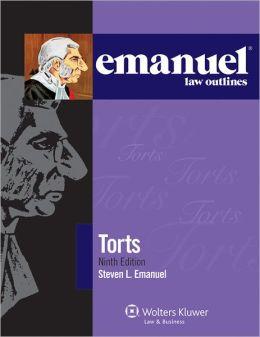 Elo: Torts 9e Studydesk Bonus Pack