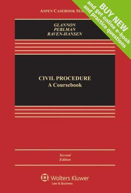 Civil Procedure: A Coursebook 2e