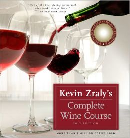 Kevin Zraly's Complete Wine Course (PagePerfect NOOK Book)