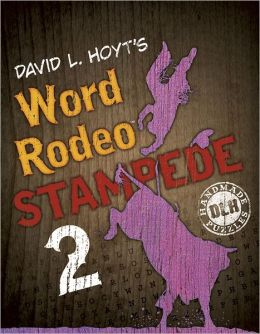 David L. Hoyt's Word Rodeo Stampede 2