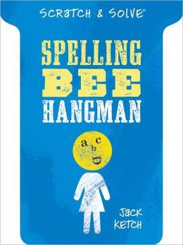 Scratch & Solve Spelling Bee Hangman