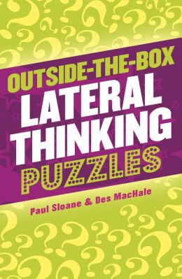 Outside-the-Box Lateral Thinking Puzzles