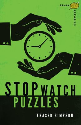 Brain Aerobics Stopwatch Puzzles