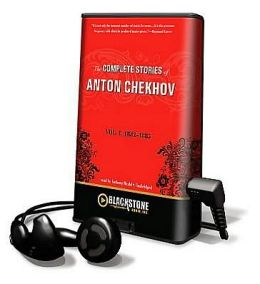 The Complete Stories of Anton Chekhov, Vol. 1: 1882-1885 [With Earbuds]