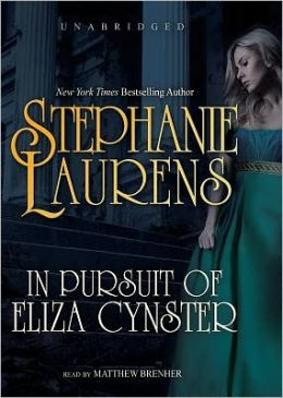 In Pursuit of Eliza Cynster (Cynster Series)
