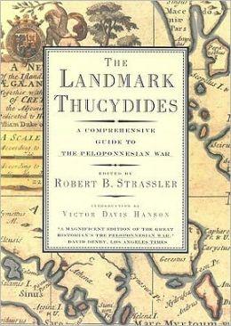 The Landmark Thucydides: A Comprehensive Guide to the Peloponnesian War
