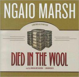 Died in the Wool (Roderick Alleyn Series)