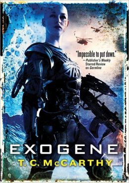 Exogene (Subterrene War Series #2)