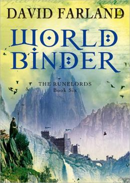 Worldbinder (Runelords Series #6)
