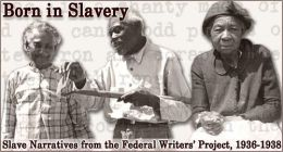 SLAVE NARRATIVES: A Folk History of Slavery in the United States From Interviews with Former Slaves - North Carolina