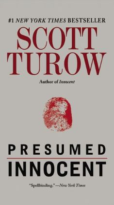 an analysis of the book innocent by scott turow Scott turow, author picador $13 (197p) isbn 978-0-312-42645-3  presumed innocent mason is now an appellate judge, faced with the challenge of crafting the decision in a high-profile case.