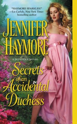 Secrets of an Accidental Duchess (Donovan Series #2)