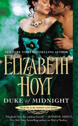 Duke of Midnight (Maiden Lane Series #6)