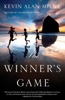 The cover of The Winner's Game