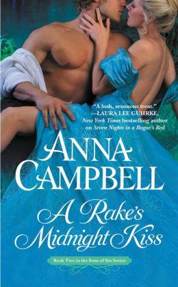 A Rake's Midnight Kiss (Sons of Sin Series #2)