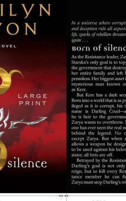 Born of Silence (The League: Nemesis Rising Series #5)