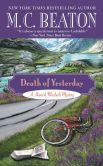 Book Cover Image. Title: Death of Yesterday (Hamish Macbeth Series #28), Author: M. C. Beaton