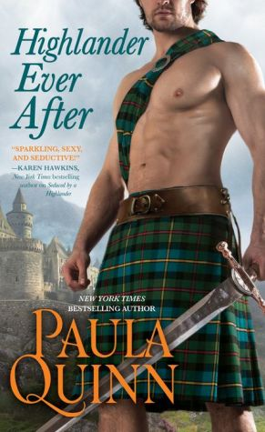 Book Highlander Ever After