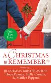 Book Cover Image. Title: A Christmas to Remember, Author: Hope Ramsay