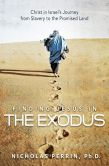 Book Cover Image. Title: Finding Jesus In the Exodus:  Christ in Israel's Journey from Slavery to the Promised Land, Author: Nicholas Perrin
