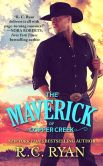 Book Cover Image. Title: The Maverick of Copper Creek, Author: R. C. Ryan