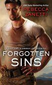 Book Cover Image. Title: Forgotten Sins, Author: Rebecca Zanetti