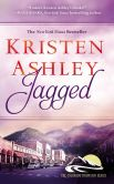 Book Cover Image. Title: Jagged, Author: Kristen Ashley