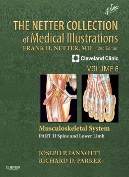 The Netter Collection of Medical Illustrations: Musculoskeletal System, Volume 6, Part II - Spine and Lower Limb: Volume 6