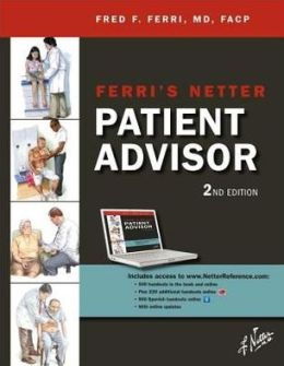 Ferri's Netter Patient Advisor (PagePerfect NOOK Book)
