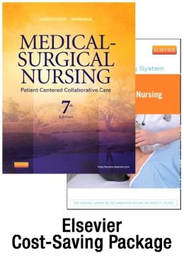 Medical-Surgical Nursing - Two Volume Text and Simulation Learning System Package: Patient-Centered Collaborative Care, Two-Volume Set