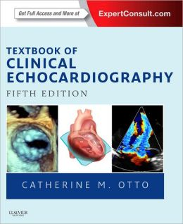Textbook of Clinical Echocardiography: Expert Consult - Online and Print