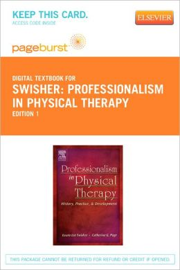 Professionalism in Physical Therapy - Pageburst Digital Book (Retail Access Card):