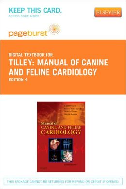 Manual of Canine and Feline Cardiology - Pageburst Digital Book (Retail Access Card)
