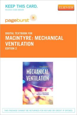 Mechanical Ventilation - Pageburst Digital Book (Retail Access Card)