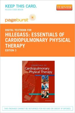 Essentials of Cardiopulmonary Physical Therapy - Pageburst Digital Book (Retail Access Card)