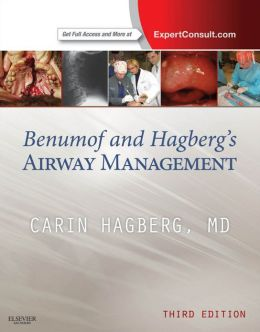 Benumof and Hagberg's Airway Management