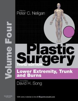 Plastic Surgery: Volume 4: Trunk and Lower Extremity (Expert Consult - Online)