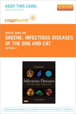 Infectious Diseases of the Dog and Cat - Pageburst Digital Book (Retail Access Card)