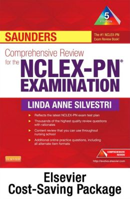 Saunders Comprehensive Review for the NCLEX-PN Examination - Pageburst E-Book on VitalSource + Evolve Access (Retail Access Cards)