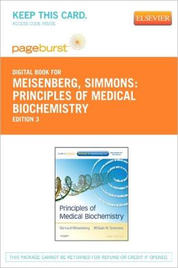 Principles of Medical Biochemistry - Pageburst E-Book on VitalSource (Retail Access Card)