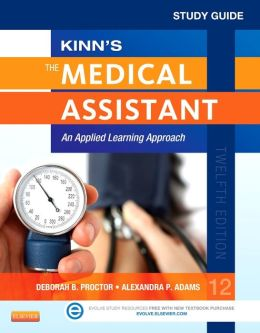 Kinn's Medical Assistant-Study Guide