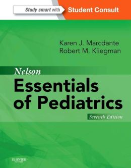 Nelson Essentials of Pediatrics: With STUDENT CONSULT Online Access