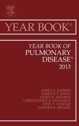 Year Book of Pulmonary Diseases 2013