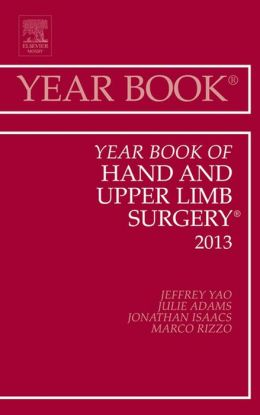 Year Book of Hand and Upper Limb Surgery 2013,