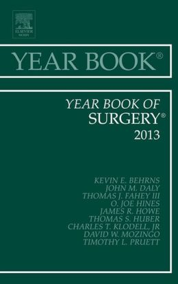 Year Book of Surgery 2013,