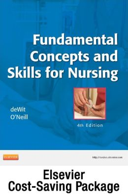 Fundamental Concepts and Skills for Nursing - Text and Mosby's Nursing Video Skills: Student Online Version 3.0 (User Guide and Access Code) Package