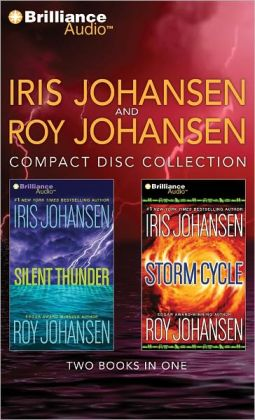 Iris and Roy Johansen Collection: Silent Thunder/Storm Cycle